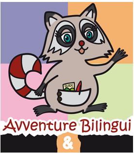 logo Avventure Bilingui Teach & Trips